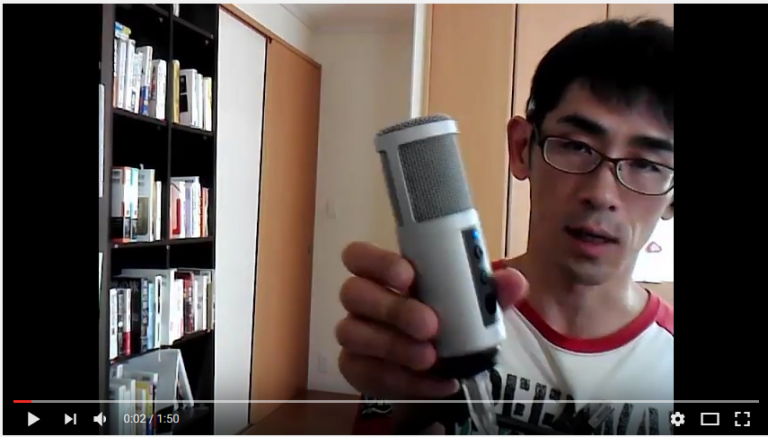 ライブ配信機材:コンデンサーマイク&Logicool C922」と、旧機材を比較してみた